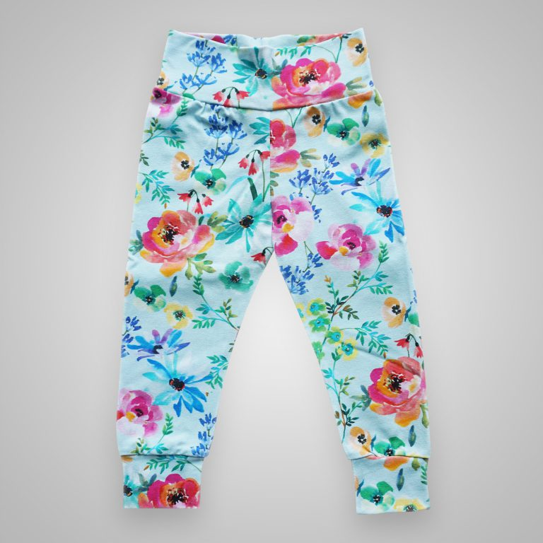 Leggings - Blumen